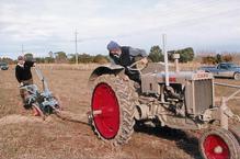 Ploughing Winton